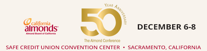 Almond Conference 2015